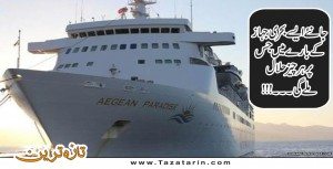 Turkey introduces first Halal Cruise