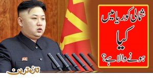 What is going to happen in North Korea