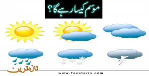What will be the weather