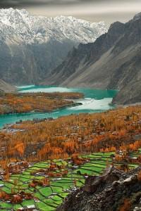 Astonishing places of pakistan