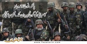pak army on karachi operation