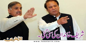 Decision in the favor of Sharif family.
