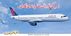 American airline has banned