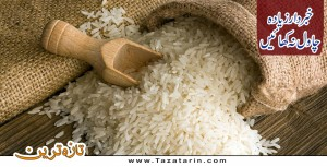 Excessive rice can cause cancer