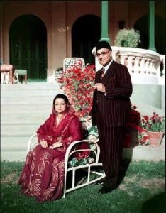 liaquat ali khan and his wife