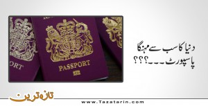 most expensive passport of the world