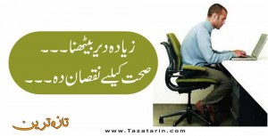 siting chair