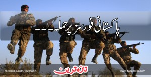 Attack on Pakistani forces