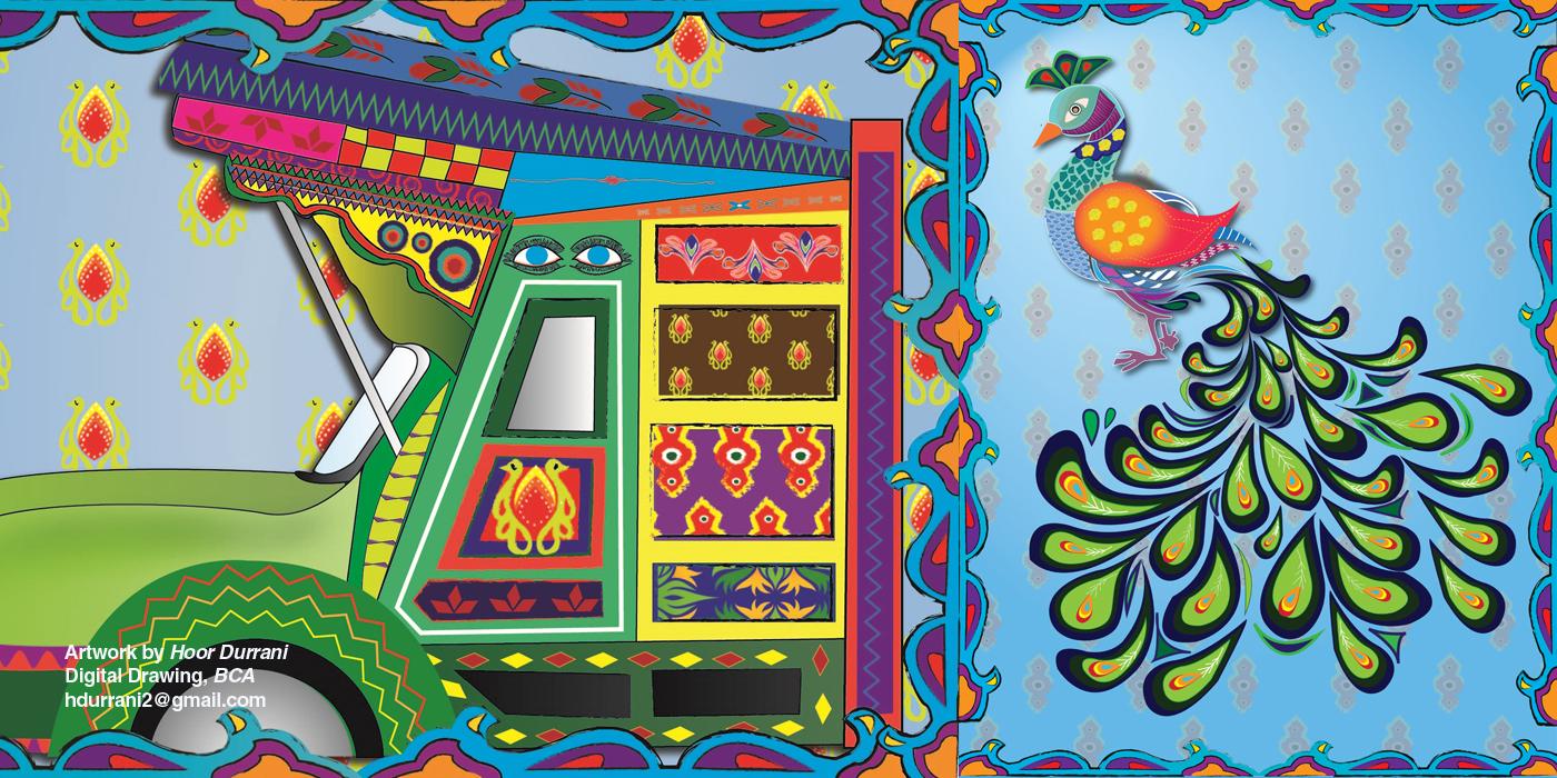 Pakistani Truck Art HD Wallpapers ,desktop backgrounds | Taza Tarin