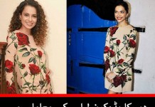 Deepika Padukone Copy Others models in terms of dressing