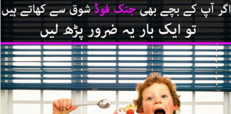 Side effects of Junk food